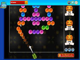 bubble guppies halloween party games halloween bubble games