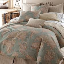 Newsprint Comforter Legacy Home World Map Bedding By Legacy Home Bedding Comforters