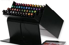 pitt technology help desk faber castell 48 color pitt art sketch marker pen fine broad double