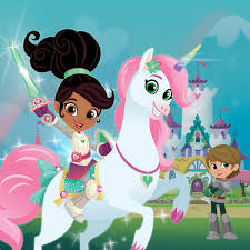 meet nella the princess knight nickelodeon parents