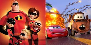 incredibles 2 cars 3 development pixar