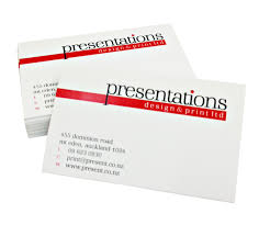Standard Business Card Format Business Cards U2014 Presentations Design U0026 Print