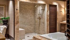 Glass Shower Doors Cost Frameless Glass Shower Enclosures Custom Seamless Brilliant New