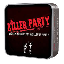 killer party cocktail games
