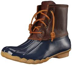 womens boots in size 12 sperry saltwater s boot housershoes comhousershoes com