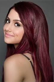 Frisuren Lange Haare Mit Farbe by Bordeaux Rot Ist Die Farbe Fur Den Herbst Schauen Sie Sich Diese