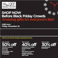 saks off fifth black friday black friday shopping incentives at neiman marcus saks fifth