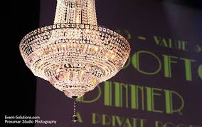 Chandeliers Austin Lighting Design Takes Center Stage Catersource