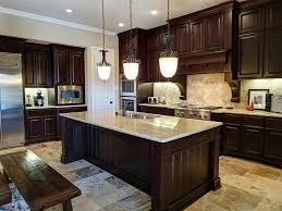 Kitchen Color Combinations Ideas Best 25 Kitchens With Dark Cabinets Ideas On Pinterest Dark