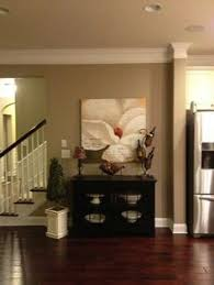 wall color repose gray open kitchen to dining to living room