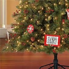 prelit christmas tree home heritage hallmark northern escape 7 5 prelit christmas tree