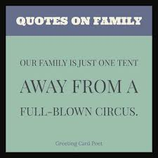 best quotes about family proverbs and sayings greeting card poet