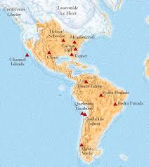 map of america 20000 years ago seaweed evidence in ancient south america misfitsandheroes