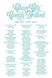charm city comedy festival drop three improv sketch comedy