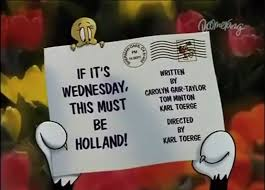the sylvester tweety mysteri if it u0027s wednesday this must be holland looney tunes wiki