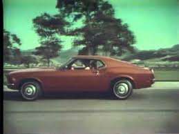 steve mcqueen mustang commercial 1970 ford mustang tv ad commercial 4 4