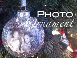 how to make a photo ornament gift nik