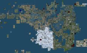 Life Map Sansara U2013 Second Life Continent Austin Tate U0027s Blog