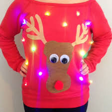 rudolph sweater best rudolph sweater products on wanelo
