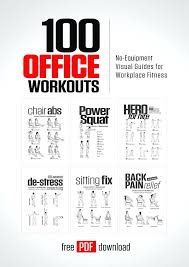 Office Workouts At Desk Ab Exercises At Desk 100 Office Workouts By Darebee Darebee Office