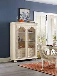 hooker furniture dining room sandcastle display cabinet 5900 75906 wh