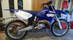 1999 yz125 our first bike
