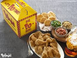 your tailgate is lame unless it includes a bojangles big bo box