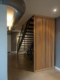 interior partitions for homes wood partition houzz