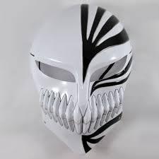 black and white masquerade mask 10pc lot masquerade mask kurosaki ichigo mask
