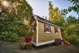Renting A Tiny House Bayside Bungalow A Tiny House Available For Rent In Olympia Wa