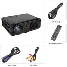 3d home theater projector 5000 lumens hd 1080p home theater projector 3d led portable sd
