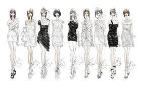 55 inspiring fashion sketches u0026 illustrations abduzeedo design