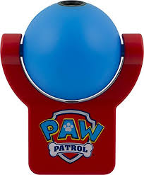 night light that projects on ceiling disney projectables paw patrol led plug in night light 30604 image