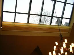 Skylight Blinds Diy Custom Motorized Skylights And Greenhouse Shades Distinctive Window