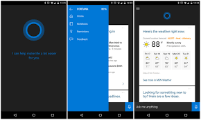 cortana android cortana for android leaks ahead of official launch