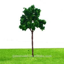 diy miniature model trees small metal trees architectural