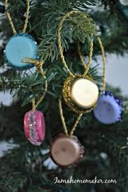 how to make mini wreath ornaments dollar tree gifts