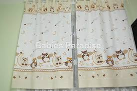 rideau pour chambre d enfant babies paradise rideaux pour chambre d enfant avec passants 150 x