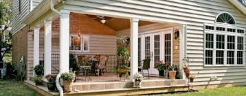 adding a sunroom to your northern virginia home the basics