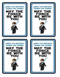 wars gift bags 22 best william s jedi party images on