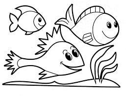 download coloring pages coloring page fish coloring page fish