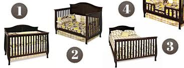 Convertible Cribs Reviews Child Craft Camden Crib Review 4 In 1 Convertible For Newborn
