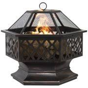 Wood Firepits Wood Burning Pits Walmart