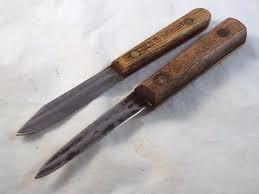 hickory kitchen knives 40 best made vintage chef kitchen knives images on