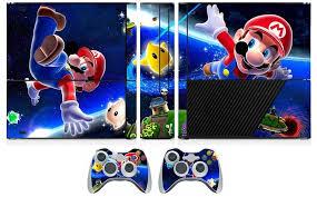 super mario bros xbox 360 original console games