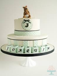 how to make a cake for a boy boy baptism cake