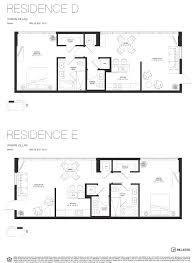 south beach condo floor plans