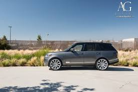 land rover gray ag luxury wheels land rover range rover flow form wheels