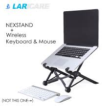 Laptop Lap Desk by Aliexpress Com Buy Nexstand Foldable Laptop Lapdesk Height