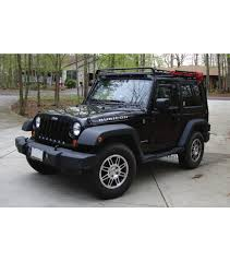 Jeep Wrangler Led Light Bar by Jeep Jk 2door Stealth Rack Lightbar Setup Gobi Racks